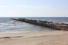 Ruiny mola (magro_kr) Tags: święta swieta šventoji sventoji połąga polaga palanga litwa lithuania lietuva morze bałtyk baltyk morzebałtyckie morzebaltyckie woda plaża plaza molo ruina baltic sea balticsea water beach pier ruin