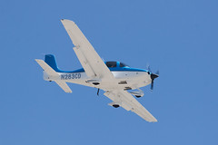 Private Cirrus SR-20 N283CD (jbp274) Tags: emt kemt elmonte airport airplanes cirrus sr20