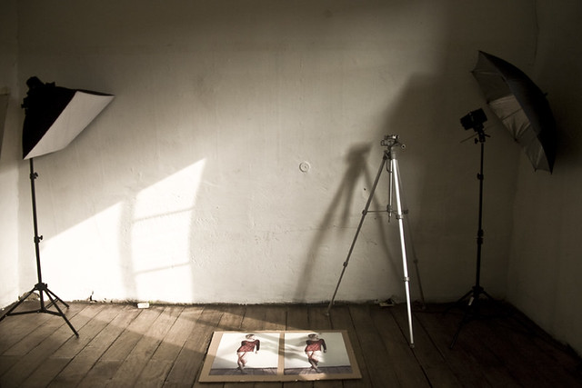 My studio by Camography