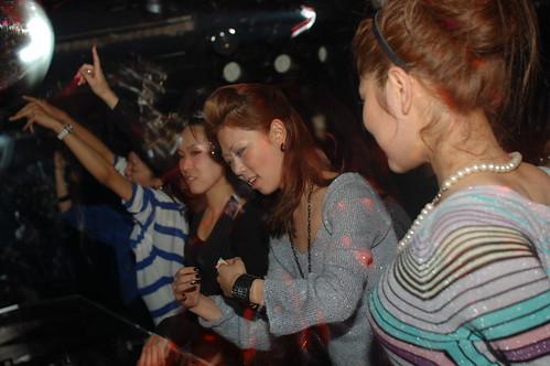Black Chocolate feat.DJ KOMORI 2009/12/26