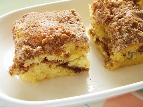 sour cream cinnamon coffee cake (cook's illustrated) - 10