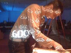 600% (viernullvier) Tags: unterwegs berlin 26c3 obstgemüse ccc germany deutschland vannutt chaoscomputerclubevccc chaoscomputerclub chaoscomputerclubev psychedeliclightshow psychedelic lightshow