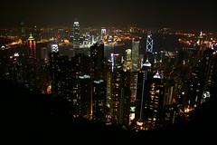 Hong Kong, bamboo grove