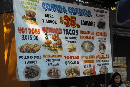 Saludables alimentos Chapultepec