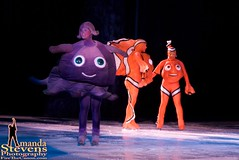 IMG_9791 (Fire The Canon ) Tags: fish ny finding nemo turtle clown bruce mickey clownfish squirt crush dori marlin binghamton disneyonice