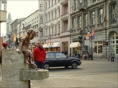 Lost in the City (JoannaRB2009) Tags: poland polska lodz łódź piotkowska