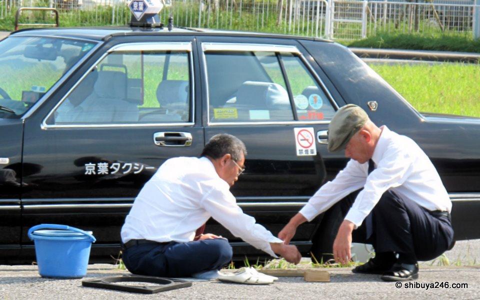 Chiba Taxi Games