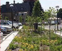 green infrastructure (by: Green City Blue Lake)