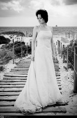 TRASH THE DRESS :: CHANDS (IAMANDREGOOSEN.COM) Tags: beach model ttd trashthedress 5dmkii