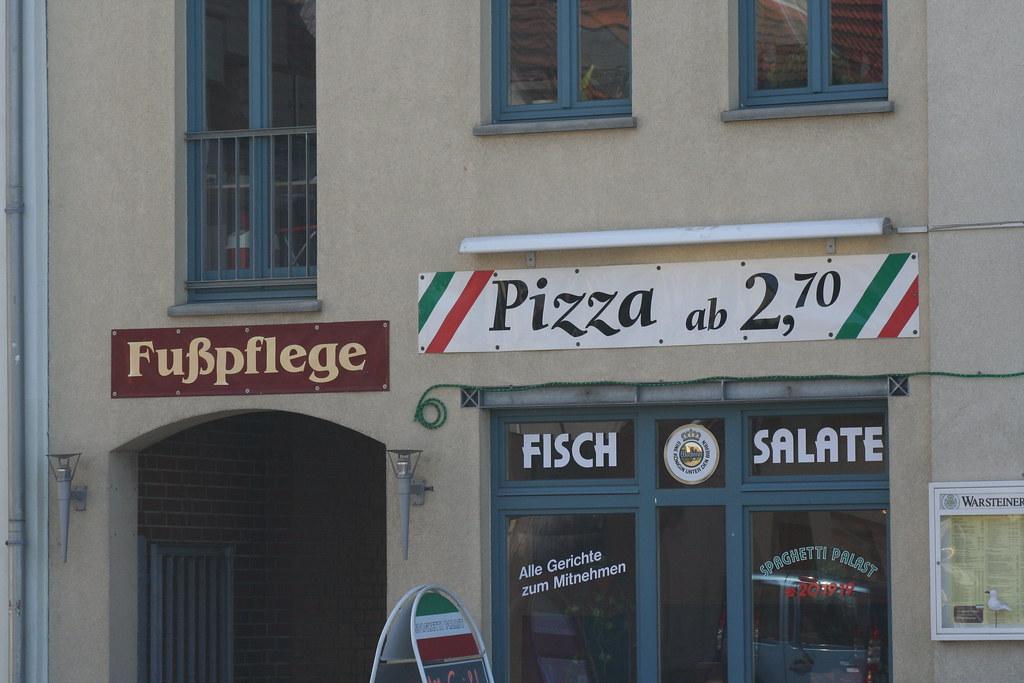 Pizza og fodpleje