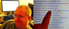 365 Year 2-4: Slow ride (Jay Murdock) Tags: selfportrait me self myself year2 carshopping 365days i lessthanfun