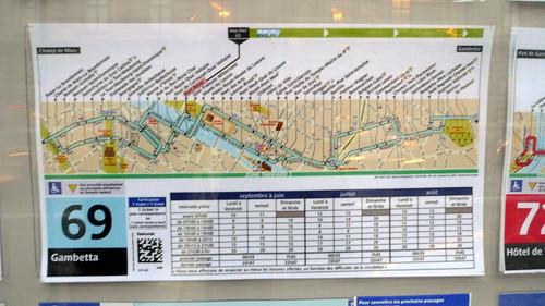 ligne de bus 69 (PARIS,FR75)