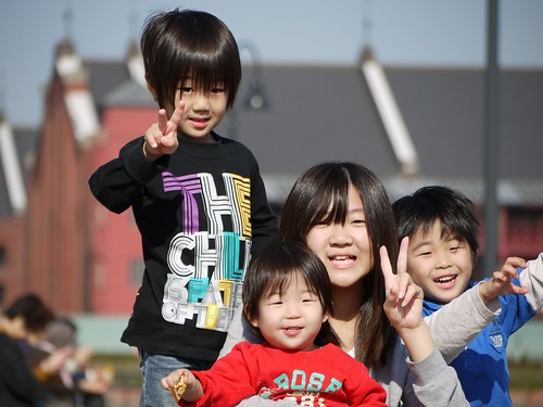 ☆一姫三太郎に恵まれて☆『4姉弟の育児奮闘記♪』