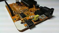 Freeduino V1.22 (m4rlonj) Tags: arduino openhardware freeduino