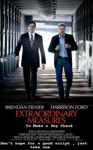 Extraordinary Measures Brendan Fraser