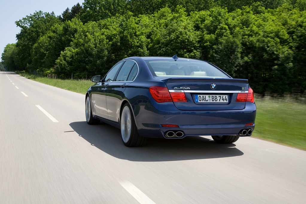 BMW 7 Series Alpina