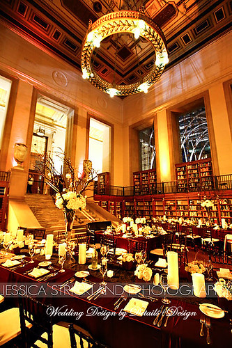 Wedding at Indianapolis Marion County Public Library