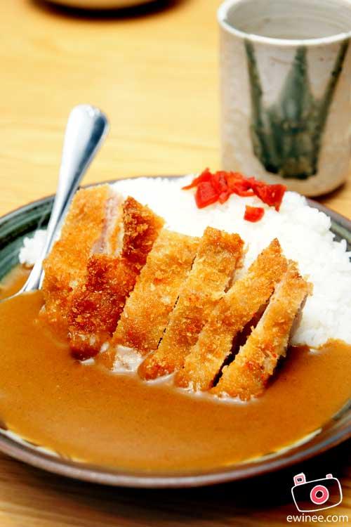 Sushi-Zanmai-Sunway-Pyramid-Curry-Chicken-KatsuDon