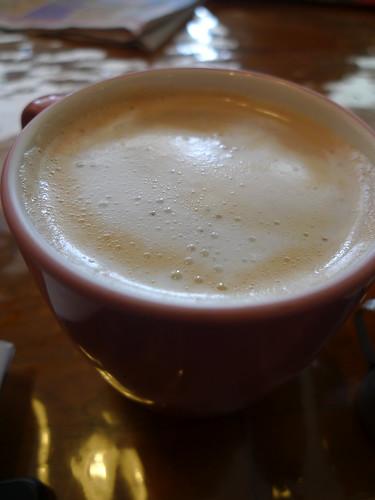 Kelvin&Vivian 拍攝的 鮮奶茶。