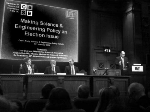 Science Policy Debate