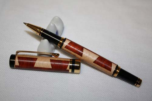 Dovetail Pen 6 - Open UnPosted
