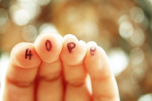 hope. by cheska annelliese.