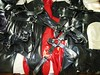 latex fetishwear latexharness (lulax40) Tags: mask boots rubber gloves latex gummi gummistiefel fetisch klepper latexmask feish regenkleidung latexcatsuit gummimantel gummisklave gummileidenschaft maskelatexwardrobelatexgaderobeharnesslatexharness