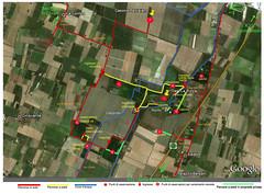 Mappa Oasi La Rizza