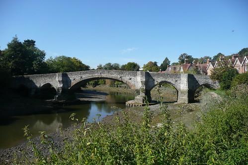 Aylesford Bridge, Aylesford, Kent