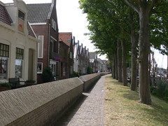 Herengracht, Muiden (eszsara) Tags: netherlands nederland thenetherlands chanel herengracht gracht muiden hollandia csatorna