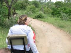 Louise the Tracker (SuzieQ26uk) Tags: africa southafrica safari timbavati tandatula