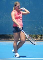 DOMINIKA CIBULKOVA (NAPARAZZI) Tags: tennis dominika cibulkova