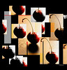 ...the cherry... (@petra) Tags: collage mosaic petra impressedbyyourbeauty mycreationforacontest inthebeautifulgroup