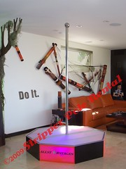 Stripper Pole Rental HOME EDITION