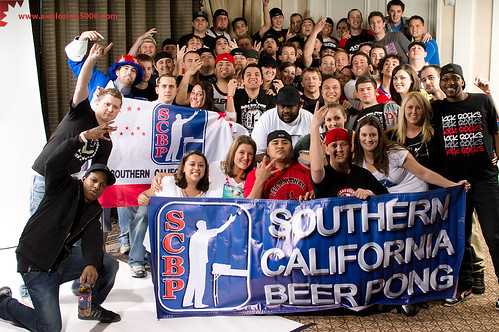 The SoCal Beer Pong Gang