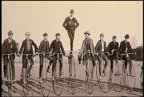 historic bicycle