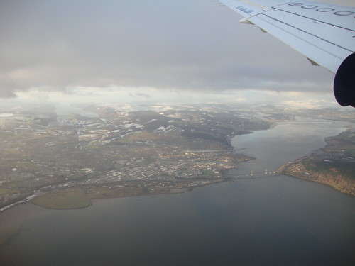 Departing Inverness