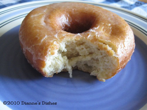 Homemade Donuts: The Inside