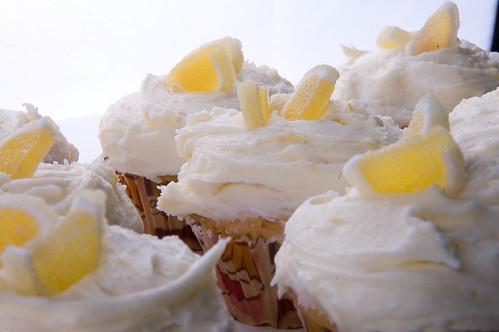 Lemon Cup Cakes by StuartWebster, on Flickr