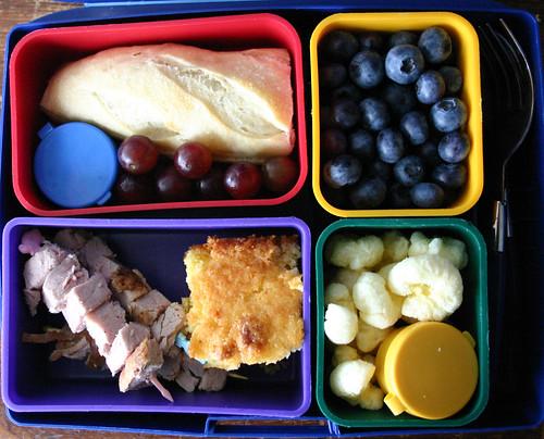 Kindergarten Bento #284: January 26, 2010