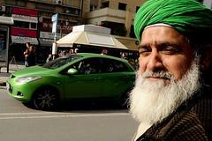Green (Costas Lycavittos) Tags: street people color colour green closeup nikon streetphotography athens d300 costaslycavittos momastiraki nikkor20mmaisf35manual
