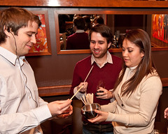 Rum Tasting at the Brandy Library, New York City