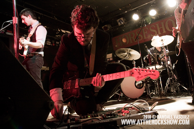 The Darcys @ The Horseshoe Tavern