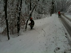 IMG_0017 (A_Kiesling) Tags: schnee winter bäume feuerwehr kettensäge hlf schneebruch bomig