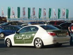 Dubai Police BMW