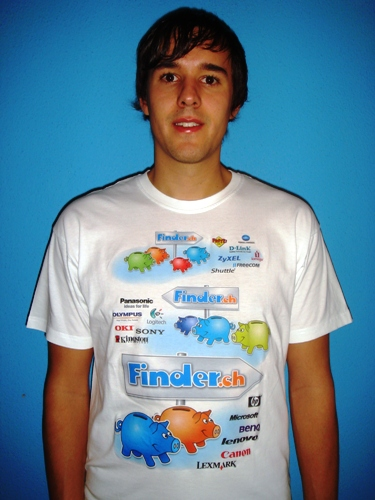 finder.ch Shirt