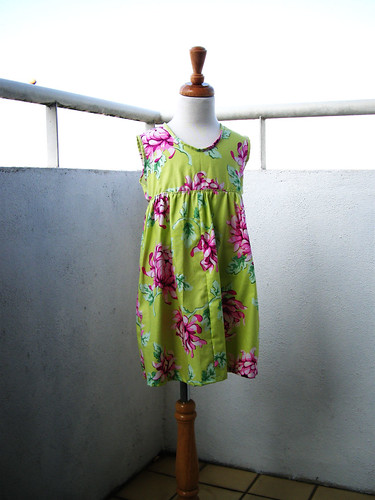 Nasya's-Birthday-Dress