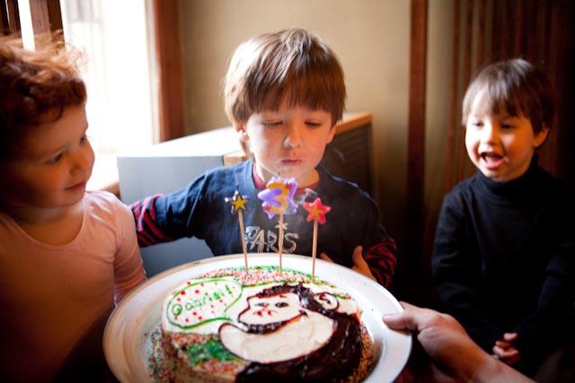 Gabriel's 3rd Birthday