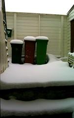 Lovely snowy Stavanger