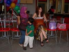 Mommies @ Nada's Birthday (Mommy Cakes Jogja) Tags: cake island 3d princess barbie the